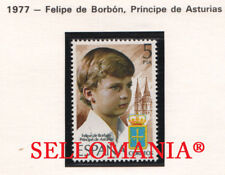 1977 FELIPE DE BORBON PRINCIPE DE ASTURIAS EDIFIL 2449 ** MNH PRINCE TC21160