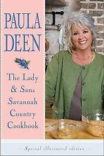 The Lady & Sons Savannah Country Cookbook, Deen, Paula, Good Book