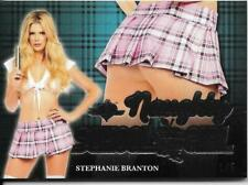 2020 BENCHWARMER HOT FOR TEACHER STEPHANIE BRANTON NAUGHTY SCHOOL GIRL BUTT /5