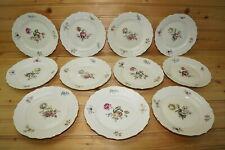 "Royal Copenhagen Frijsenborg (11) Bread & Butter Plates, 6 1/8"""