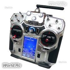 FS-i10 Flysky 2.4GHz 10CH AFHDS2 LCD Radio Transmitter & Receiver for RC