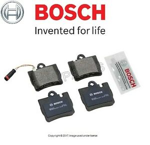 For Mercedes W215 S55 S430 S500 Brake Pad Set Rear BOSCH-004 420 94 20