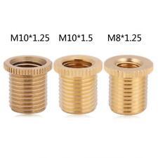 Car Gear Stick Shift Shifter Knob Head Thread Screw Adapter M10/M8 x1.5/1.25mm