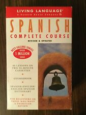Living Language: Spanish Complete Course,  Cassette/Book Package, Dictionary