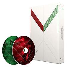 SHINHWA M LEE MIN WOO-[CHRISTMAS LIVE 2015] 2 DISC DIGIPAK+52p Photo Book Sealed