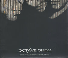 Octave One - The Theory of Everything (2005) NEW SEALED CD