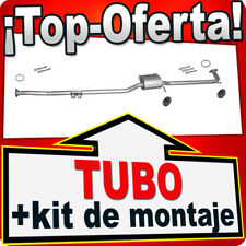 Silenciador Intermedio HONDA ACCORD VI 1.6 1.8 2.0 2.3 98-02 Centro Escape TTR