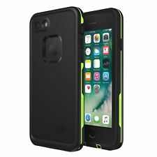 LifeProof Fre Case Waterproof for iPhone 8 iPhone 7 iPhone SE 2nd Black Lime