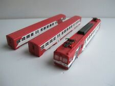 Ibertren 6194, S-Bahn Triebzug S440, 145M, Renfe cercanias roja, Gehäuse, 1:160