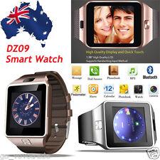 Waterproof Bluetooth Smart Watch DZ09 GSM Smartwatch for iPhone Samsung HTC