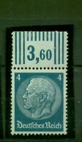 Deutsches Reich,Hindenburg Nr. 483 postfrisch ** Falz im Rand