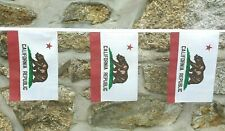 California US State Flag Polyester Bunting - Various Lengths