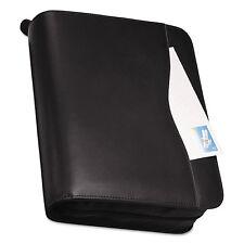 Day-Timer Verona Leather Starter Set 8 1/2 x 11 Black Cover 83151