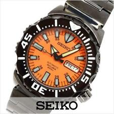 #SEIKO NIGHT MONSTER SERIES 5 COLORS SELECTION MEN WATCHES Limited Availability