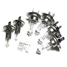 Lotus Elise S2 H7 H7 H1 501 55w Clear Xenon High/Low/Fog/Side Headlight Bulbs