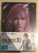 Final Fantasy XIII-2 - Steel Book Edition Sony PlayStation 3 PS3