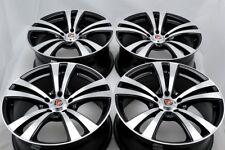 18 Wheels Edge Saab Axtra Volvo Sable G6 Fusion Cobalt SS Focus 5x108 5x110 Rims