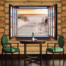 Immagine poster parete immagine carta da Parati Sole Fotomurale BLU Bohle mare spiaggia 3fx2222p8