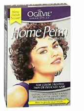 Ogilvie Home Perm For Color-Treated, Thin or Delicate Hair (One Application)