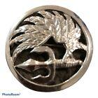 Military silver pin dagger