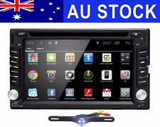 Quad Core Android 7.1 3G WIFI Double 2DIN Car Radio Stereo DVD Player GPS Navi