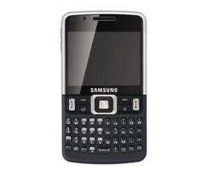 Samsung GT C6625 - Black (Unlocked) Smartphone black/silver 6 months warranty