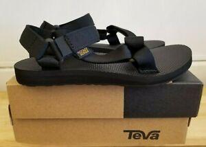 Teva Universal Black Strap Sandals For Hiking and Walking for Men