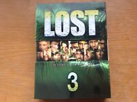 DVD Lost season 3