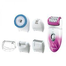 NEW Panasonic Epilator Soie Pink ES-ED95-P Hair Removal  Exfoliating, Washable