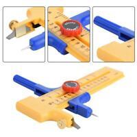 Cutter Circulaire 4.1 * 4.3in, Compas-cutter pour Papier/Film/Cuir