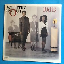 10dB - Steppin Out-1989 Crush PROMO-M/M-   FACTORY SEALED-SOUL-SWINGBEAT