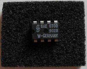 IC SAE0700 Audible Signal Device, 1 Stück NOS, SIEMENS
