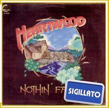 "HEARTWOOD "" NOTHIN' FANCY "" LP SIGILLATO  1975 USA"