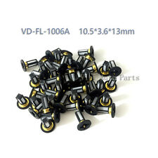 100pcs Fuel Injector Micro Basket Filter Fit for Honda & Subaru Car engine