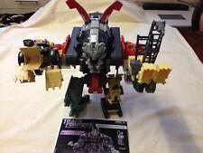Transformers la vendetta del caduto (ROTF) Supreme Devastator con Light & Suoni