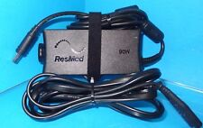 Resmed 90w Ac Adapter Power Supply 24v for CPAP and BiPAP 370001 (1-Pin)