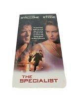 The Specialist VHS 1995 Sharon Stone Sylvester Stallone Brand New Sealed