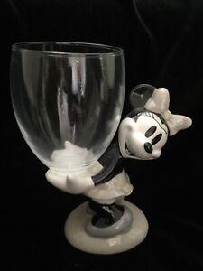 BN MINNIE MOUSE CERAMIC WINE GLASS