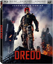 Dredd [Includes Digital Copy] [3D] (2013, REGION A Blu-ray New) BLU-RAY/WS/3D