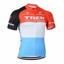 KJX4260 New Mens Racing MTB Road Cycling Short Sleeve Jersey T-Shirt Size S-XXXL