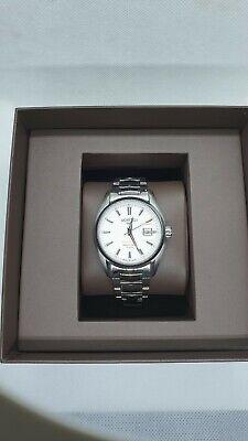 Roamer 210633 41 25 20 Searock Automatic White Dial Wristwatch