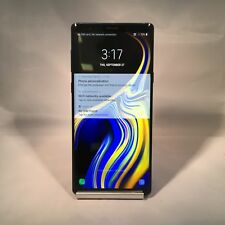 Samsung Galaxy Note 9 128GB Ocean Blue AT&T Good Condition