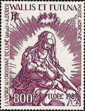 Timbre Religion Noel Wallis et Futuna PA167 ** lot 12133