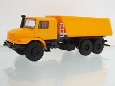 Herpa 303415 1:87 Mercedes-Benz Zetros 6x6 Meiller-Kipper new original packaging