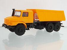 Herpa 303415 1:87 Mercedes-Benz Zetros 6x6 Meiller-Kipper new original packaging
