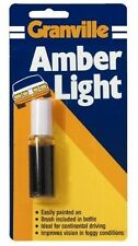 Granville Amber Light Paint For Car & Motorhome Headlamps [0010]