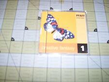 Pfaff Stickmaschine Karte Creative Fantasy 7570,7560, 2140,2170 TOP
