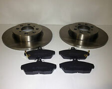 LANDROVER FREELANDER FRONT 2 BRAKE DISCS AND PADS NEW 97- ON