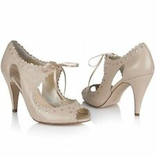 Rachel Simpson High (3-4.5 in.) Bridal Shoes