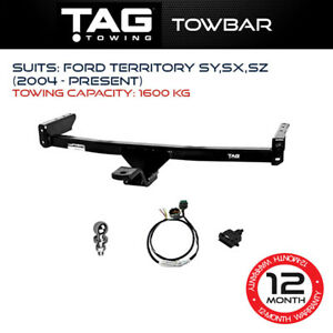 TAG Towbar Fits Ford Territory 2004-Current Towing Capacity 1600Kg 4x4 Exterior